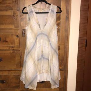 Elizabeth and James gauze dress (L)